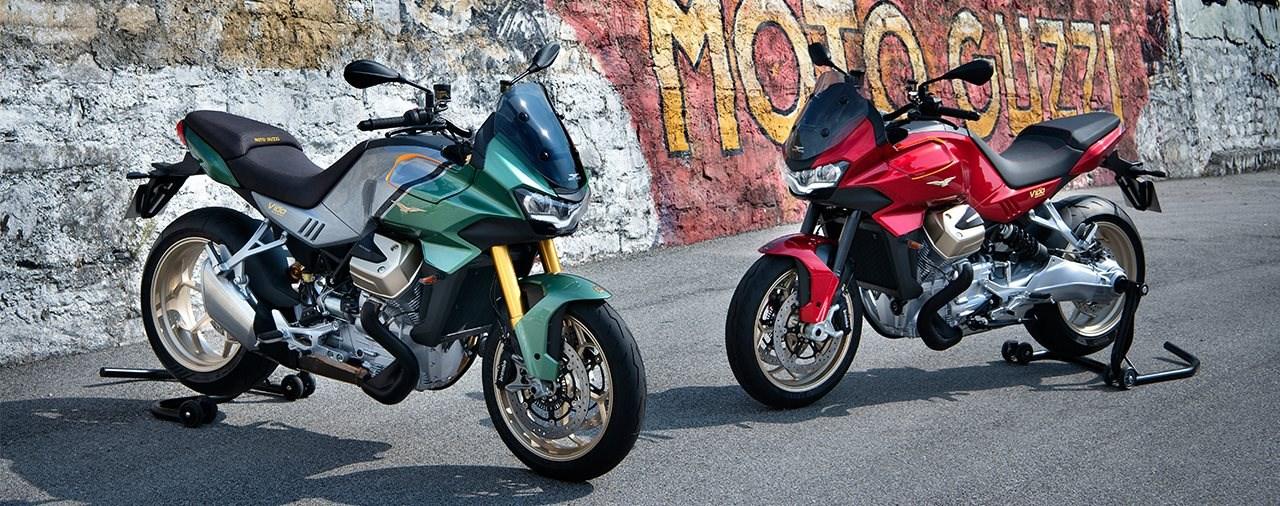 Moto Guzzi V100 Mandello 2022