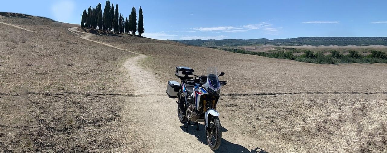 Motorrad-Reise Italien: Toskana - Kultur, Kulinarik, Kurven