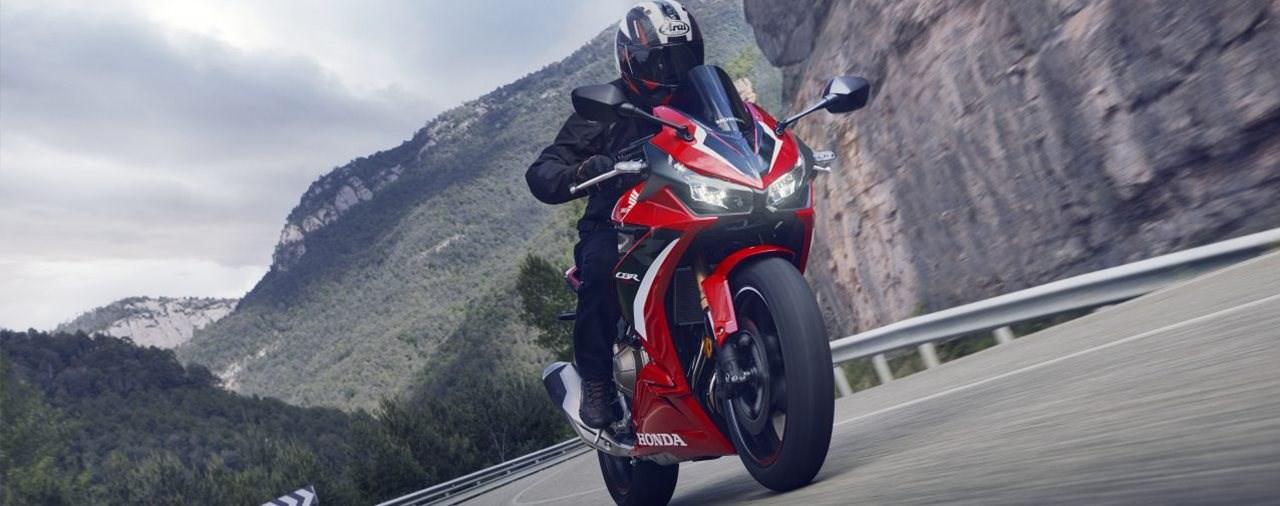 Honda CBR500R 2022 Test