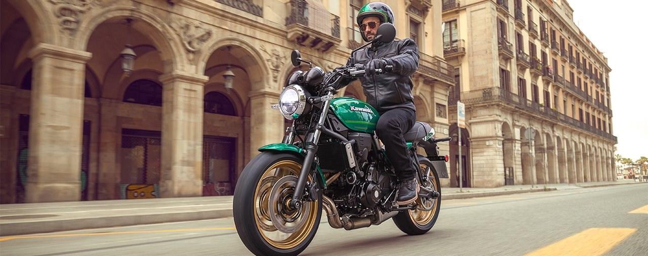 Retro-Naked im Anmarsch - Neue Kawasaki Z650 RS kommt 2022