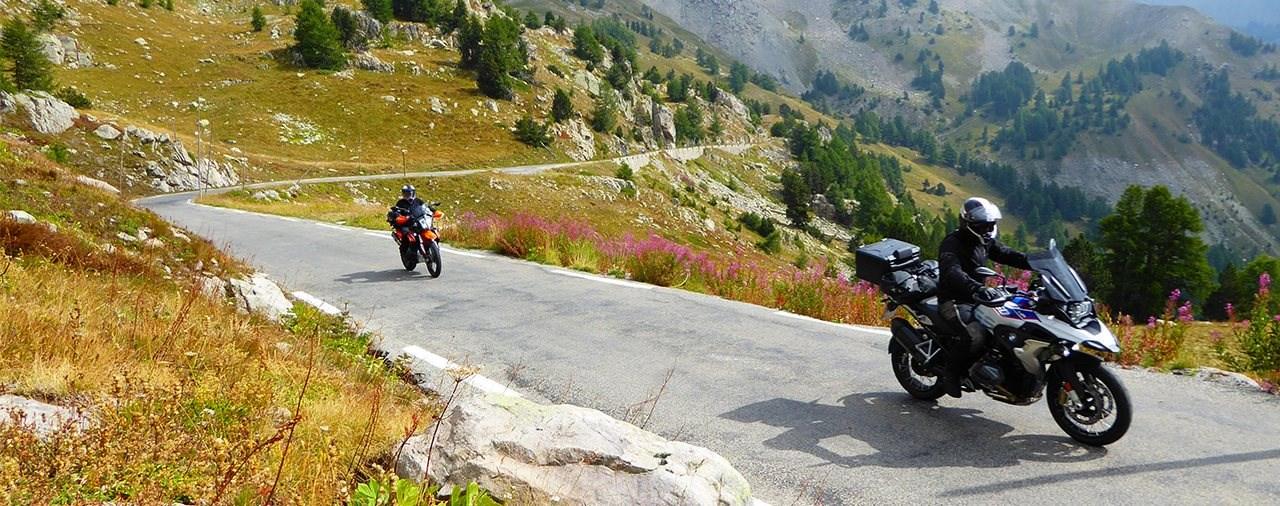 Edelweiss Tour durch die französischen Alpen 2021