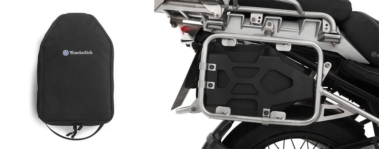 Wunderlich Werkzeugbox für die BMW R 1200 GS Adventure