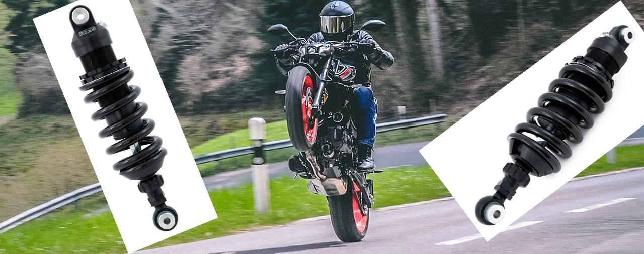 Öhlins Blackline für Yamaha 2021