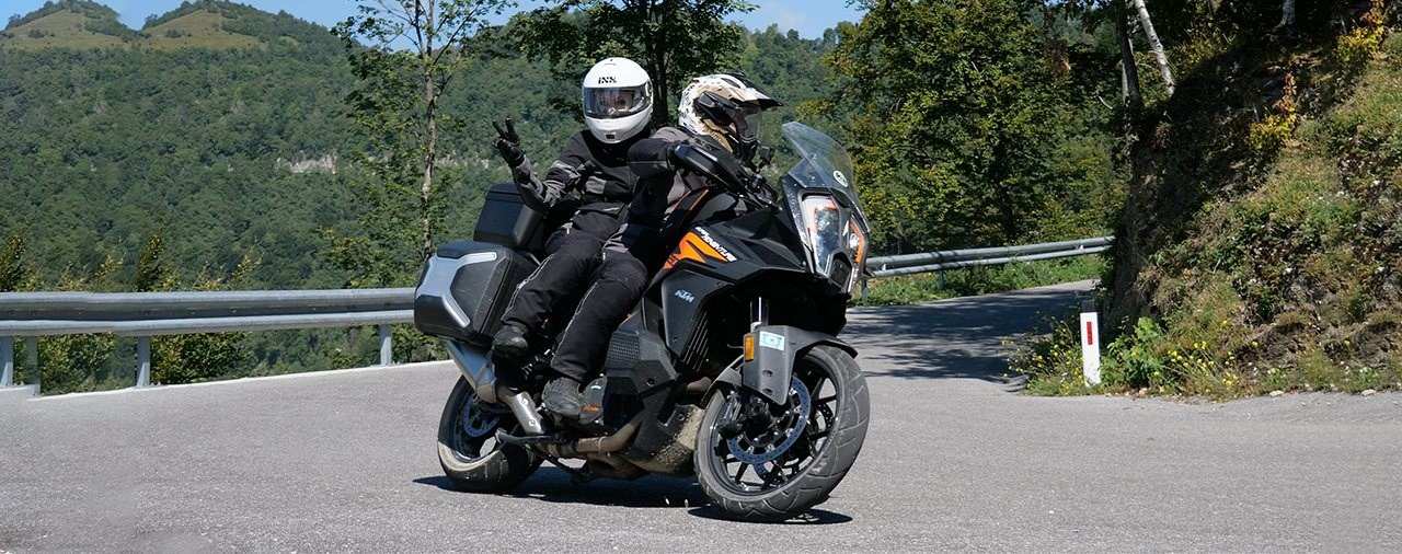 KTM 1290 Super Adventure S im Reise-Check