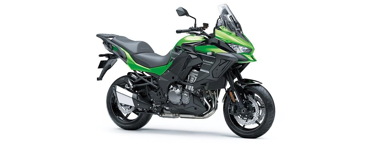 Neues Basismodell: Kawasaki Versys 1000 2022
