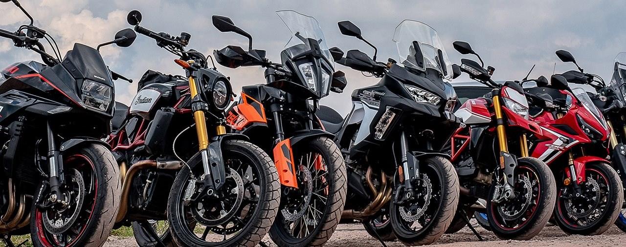 Neuer Motorrad Zulassungsrekord in der Schweiz