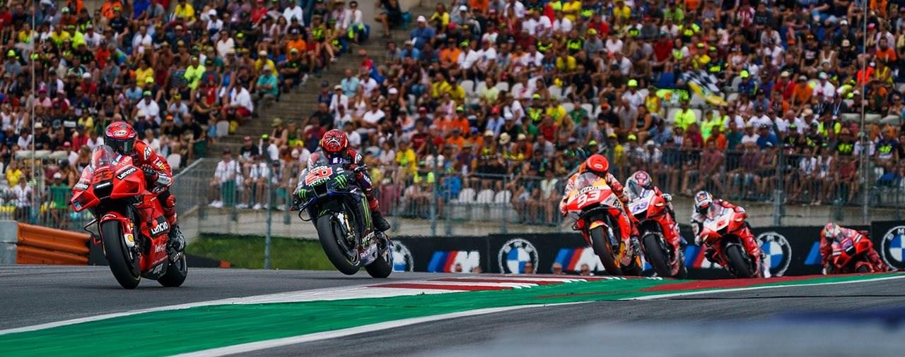 MotoGP Red Bull Ring 2022 Termin fixiert - Tickets erhältlich!