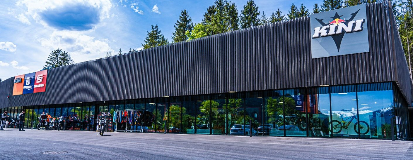 KTM - Husqvarna - GasGas Flagshipstore Tirol