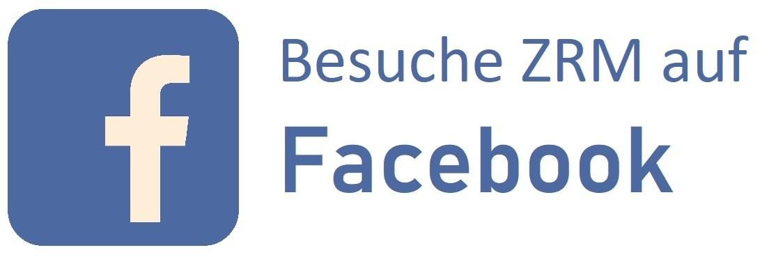 ZRM auf Facebook