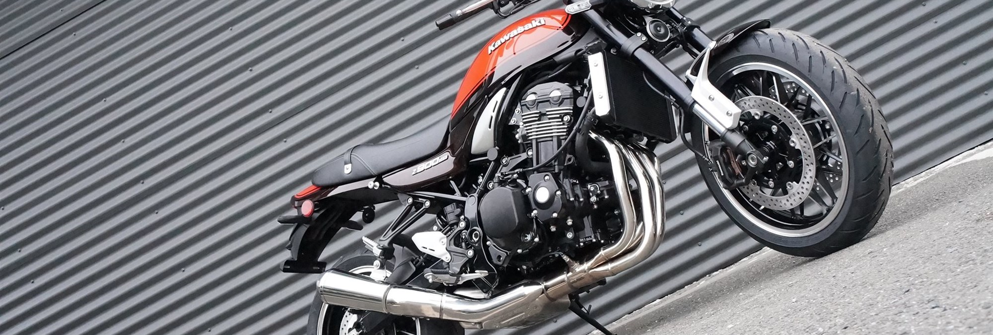 Z900 RS.