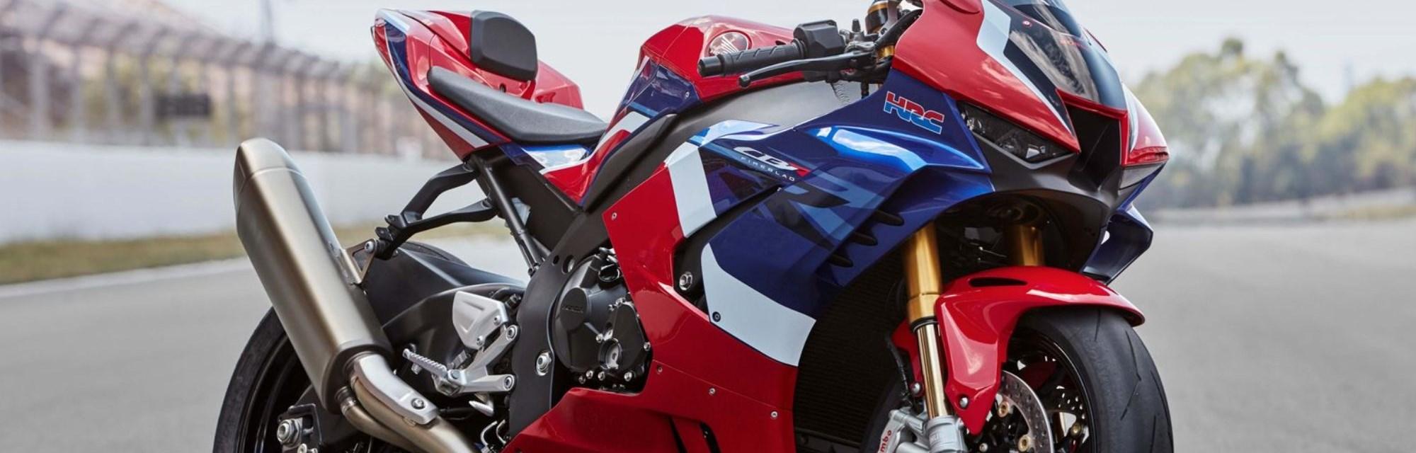 Die neue Honda CBR 1000RR-R  Fireblade ab 23'970 CHF / SP 2020 ab 28'410 CHF vorbestellen.