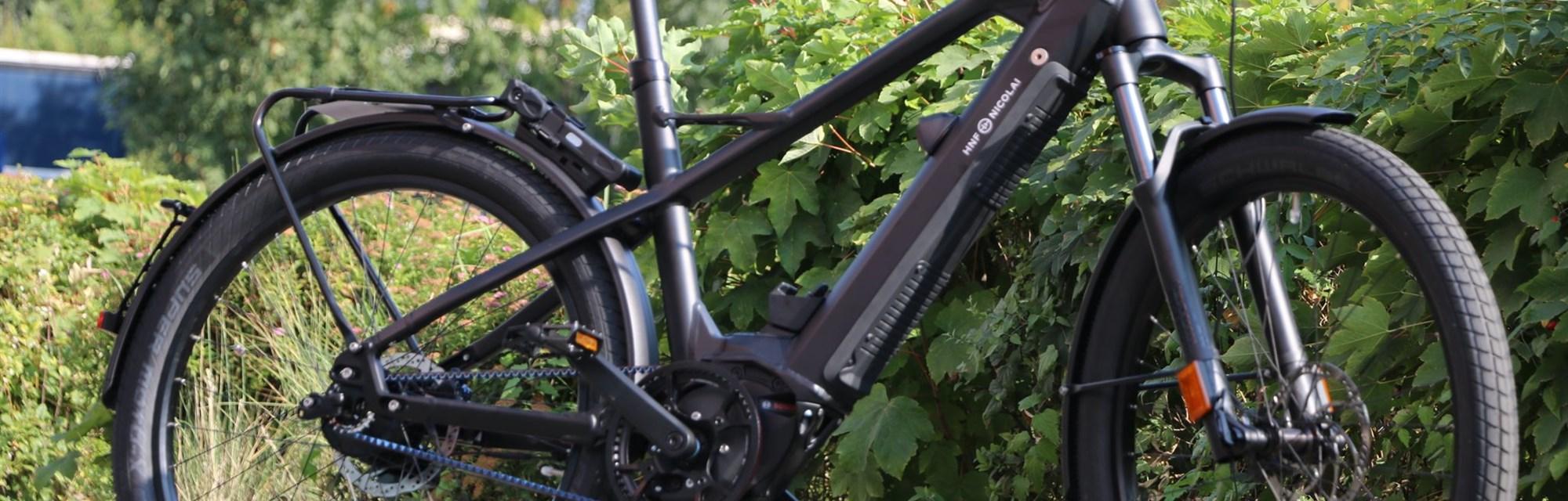 Jetzt NEU bei uns! E-Bikes von HNF - Nicolai!!