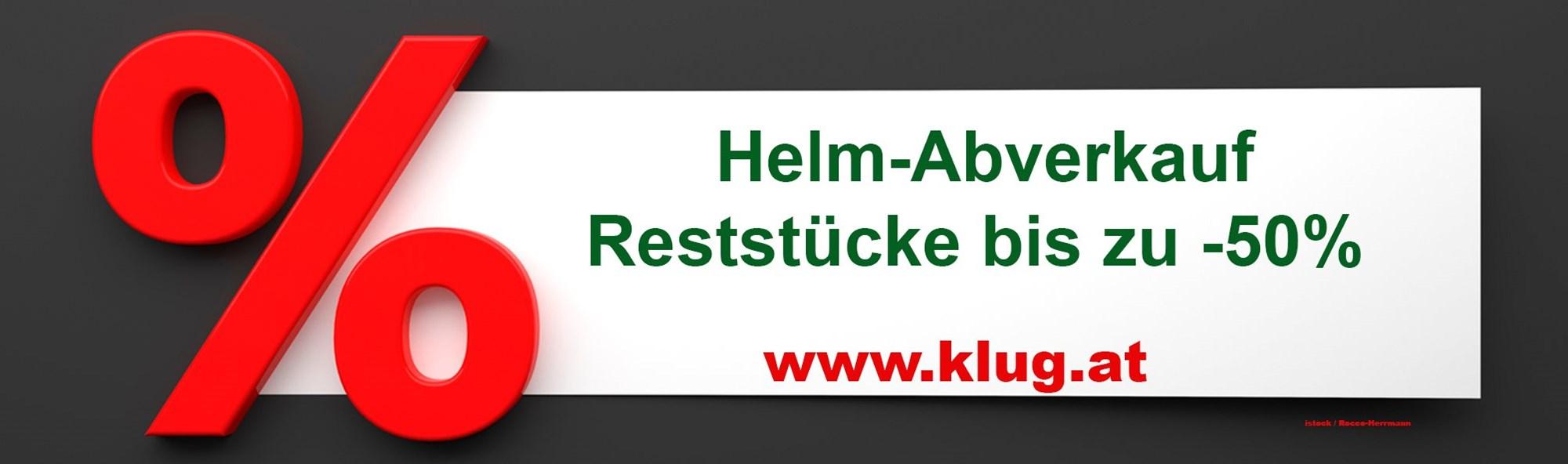 Helm Sale Reststücke