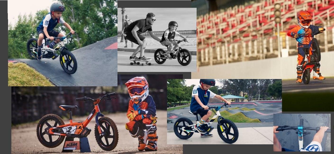 Neu: KTM und Husqvarna Stacyc Bikes Mobile Version