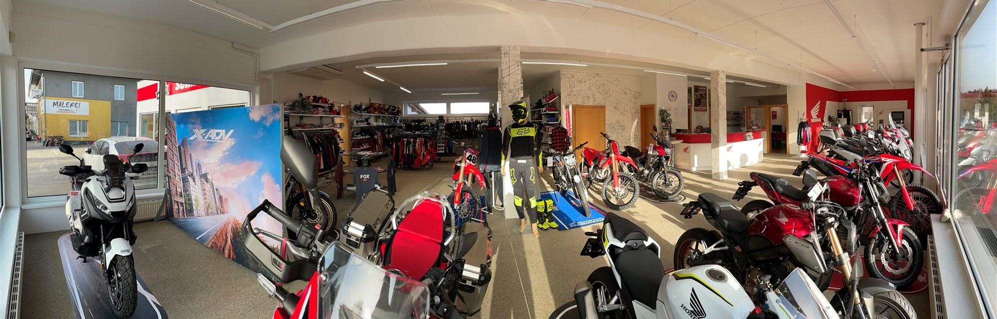 Gebrauchtmotorrad ANKAUF - Jetzt NEU und Angebot einholen