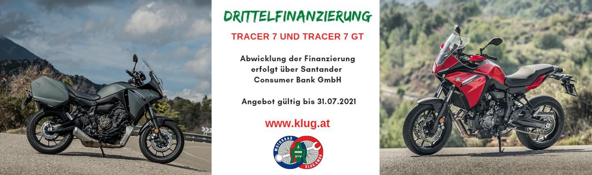 Finanzierung Tracer 7 & Tracer 7 GT