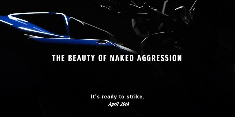 The Beauty of naked Aggression – Save the date: 26. April 2021