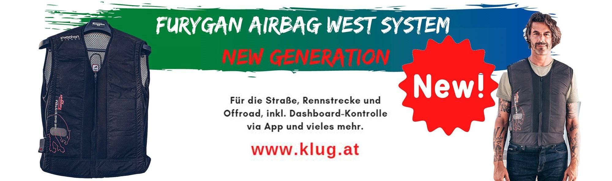 Furygan Airbag West System