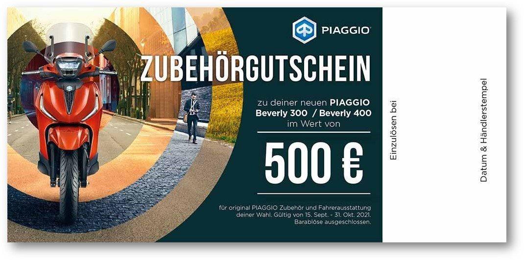 Piaggio Promotion