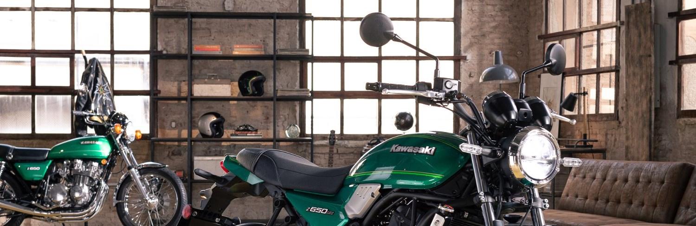 Kawasaki Z650RS Mobile Version