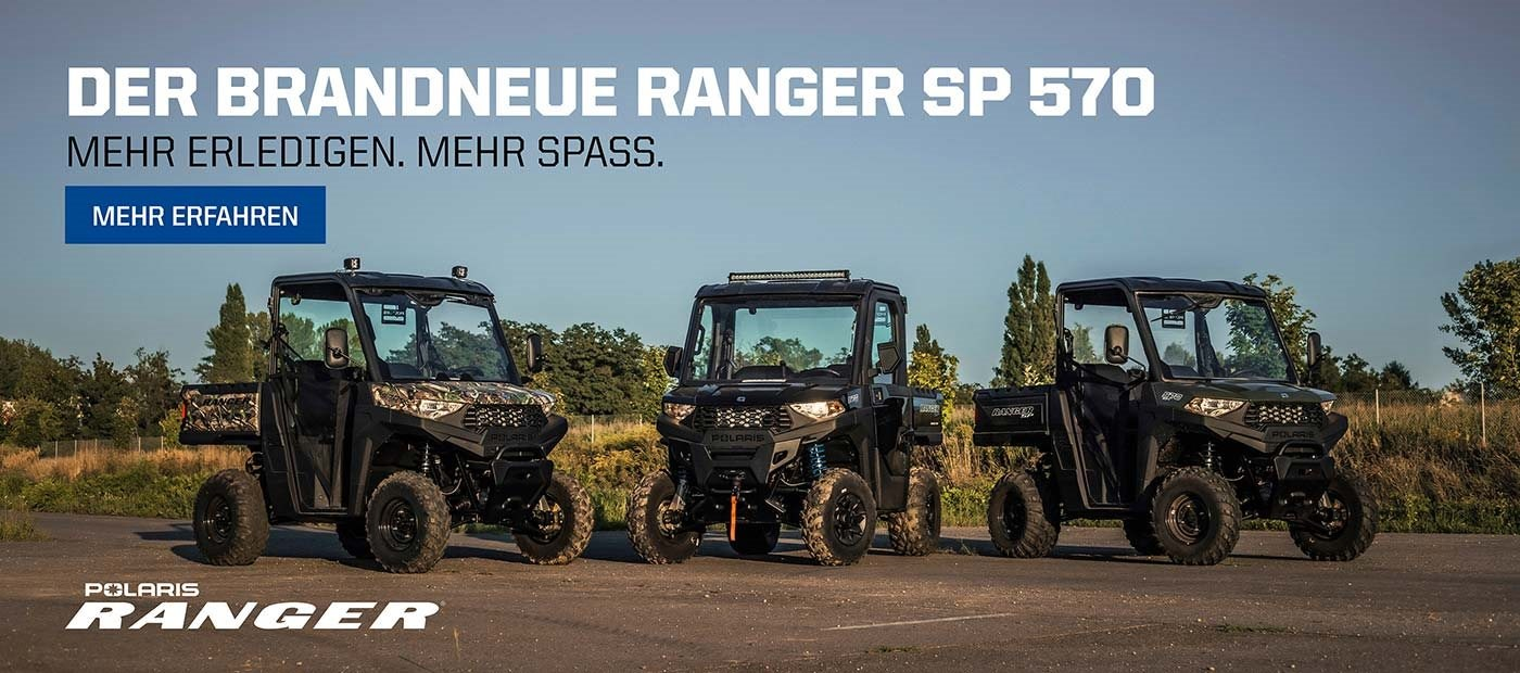 Polaris Ranger 570 SP