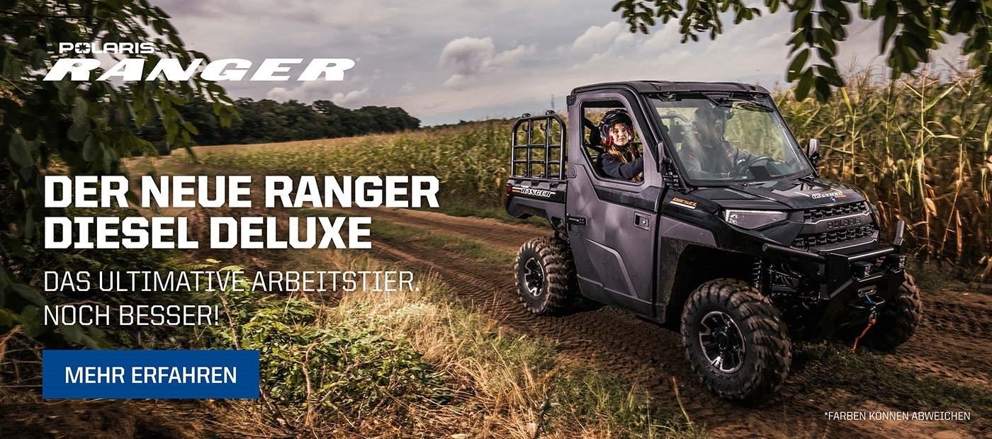 Polaris Ranger Diesel Delux