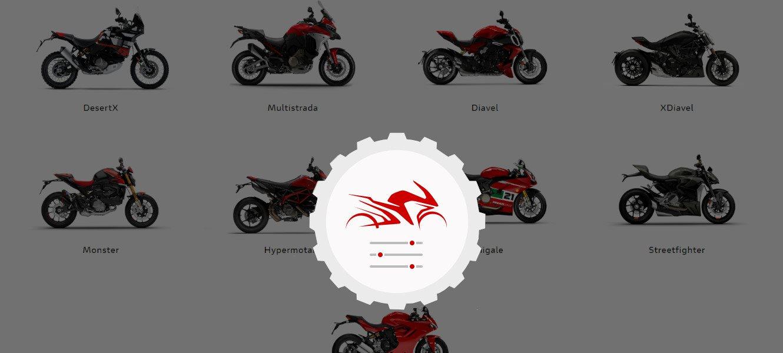 Helme, Handschuhe und Stiefel sind unentbehrliche Accessoires: Wählen Sie Ducati für Exzellenz und Stil ohne Kompromisse.