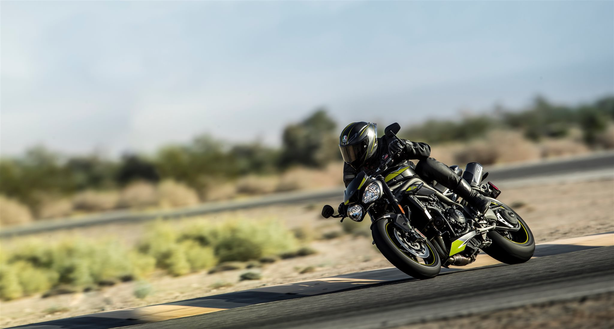 SPEED TRIPLE RS ZUM ATTRAKTIVEN AKTIONSPREIS AB 16.300€ SICHERN*