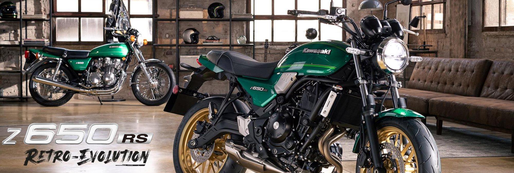 Ninja 1000SX - Die neuen Farben für 2021