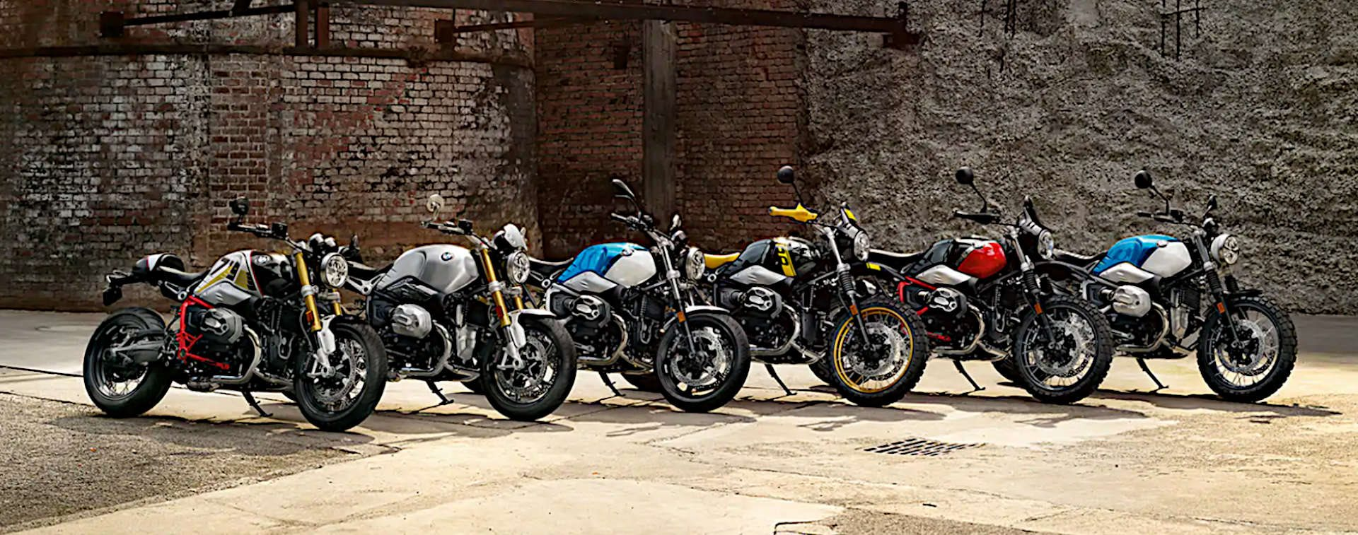 MOTORCYCLING HAS NEVER LOOKED SO GOOD