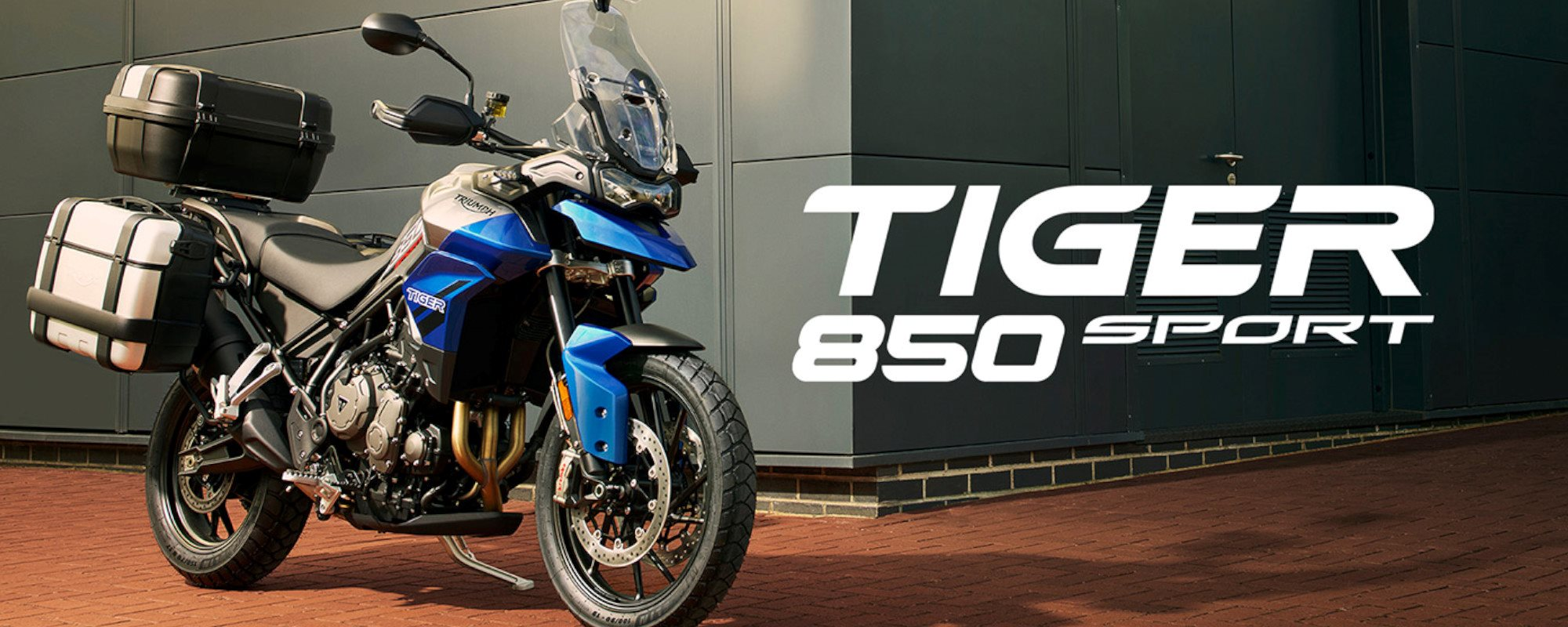TIGER 850 SPORT