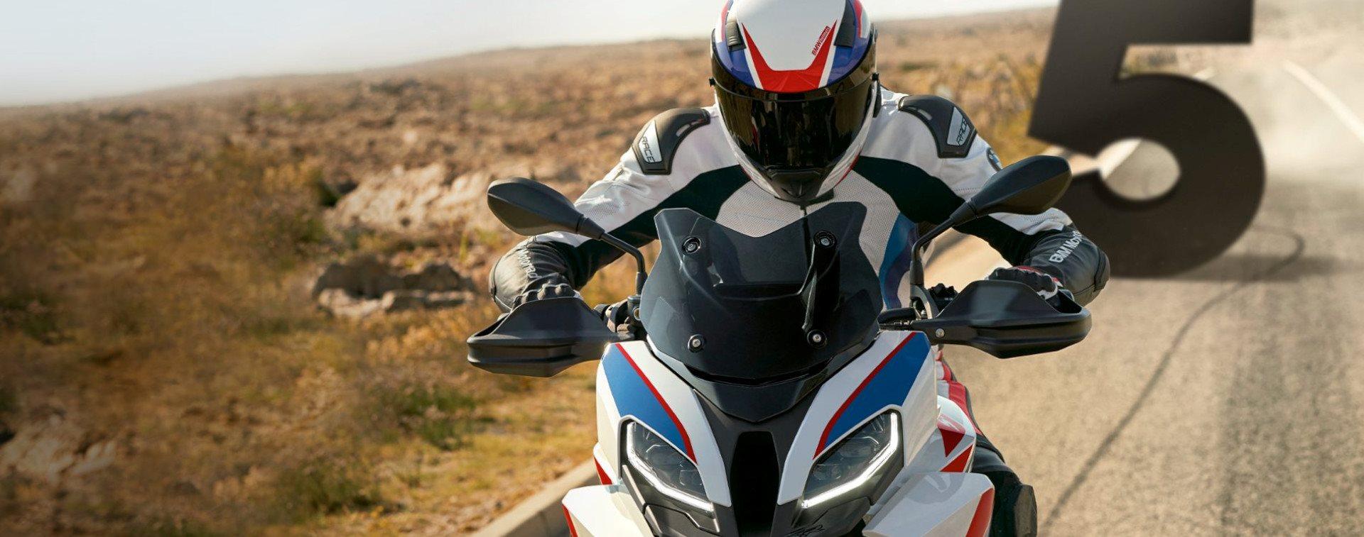 FINDE DEIN BMW MOTORRAD.