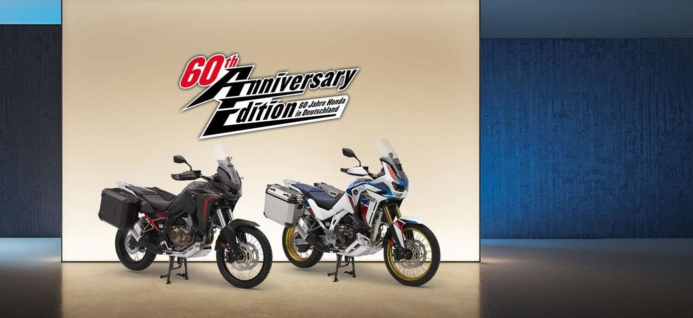 Africa Twin 60th Anniversary Edition