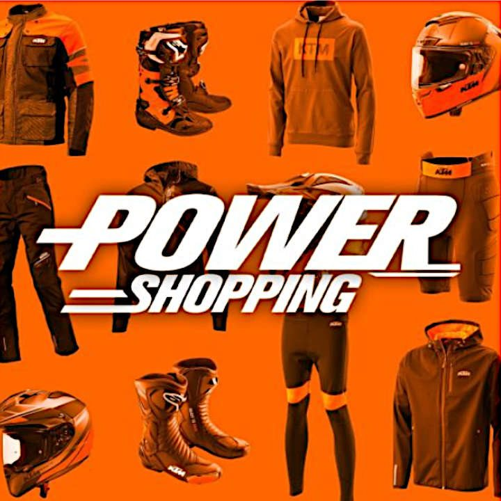 POWERSHOPPING