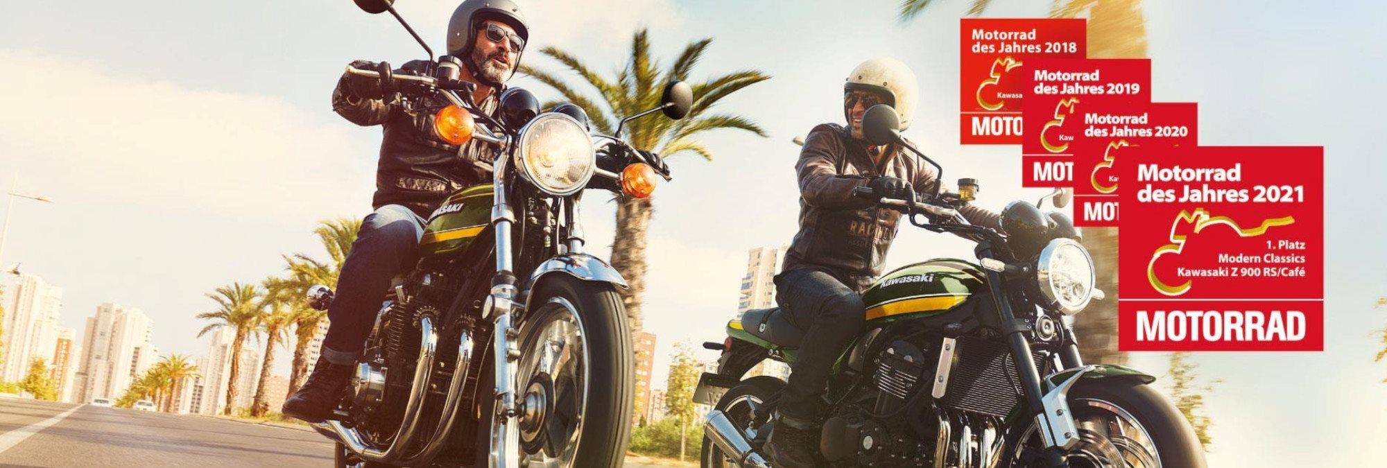 Motorrad des Jahres 2021