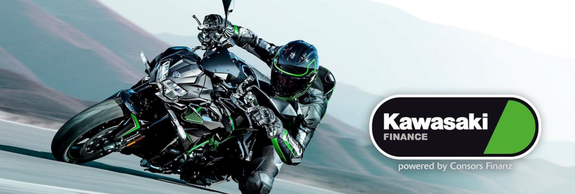Finanzieren mit Kawasaki