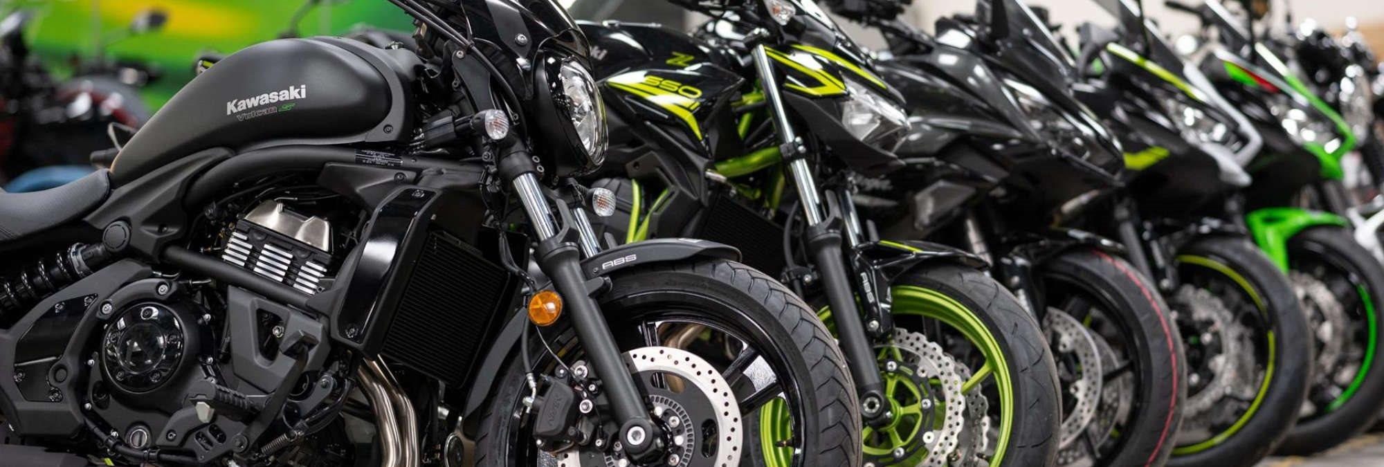 Kawasaki Roadshow - alle neuen Modelle testen