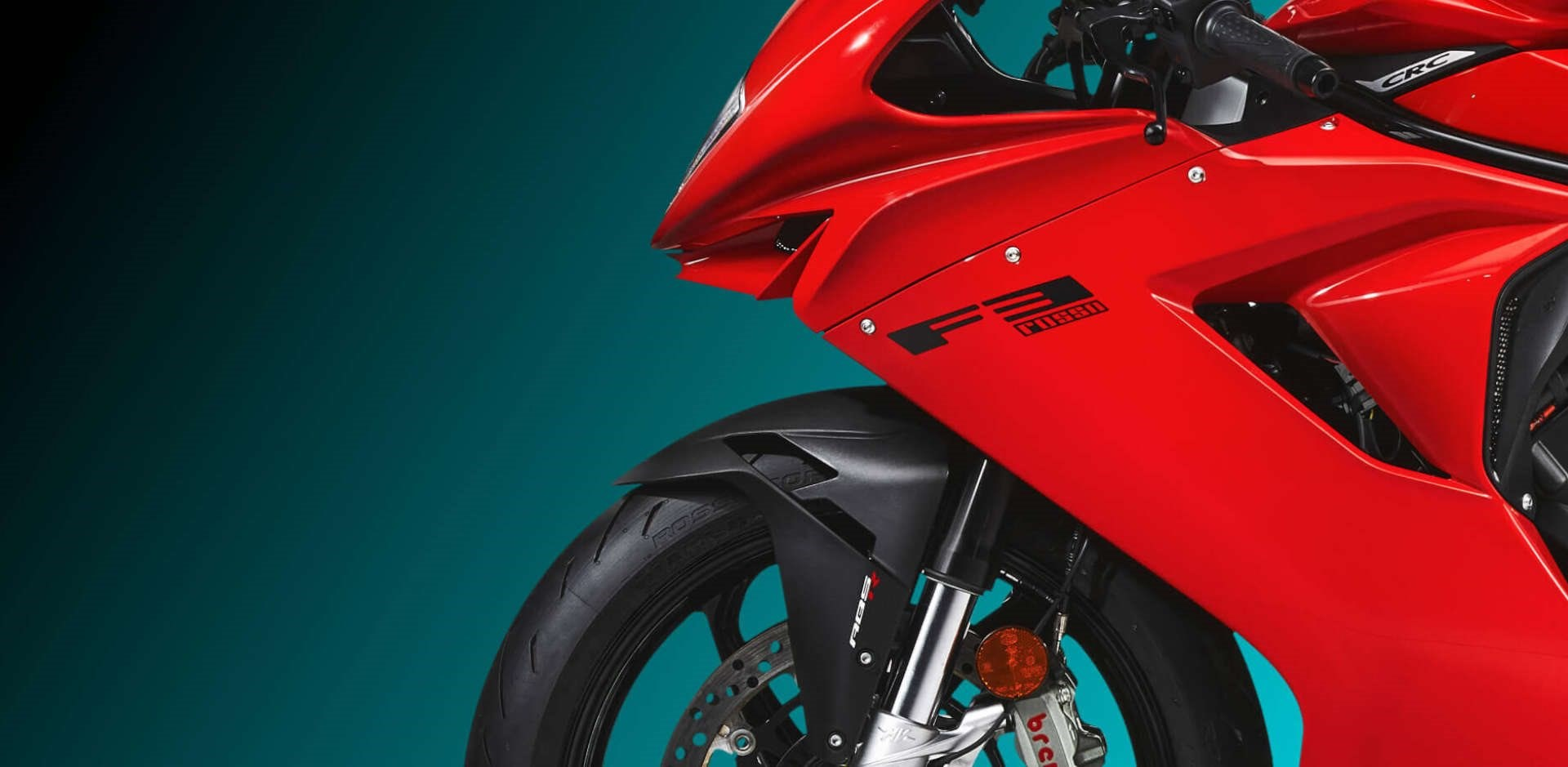 ALL NEW F3 ROSSO