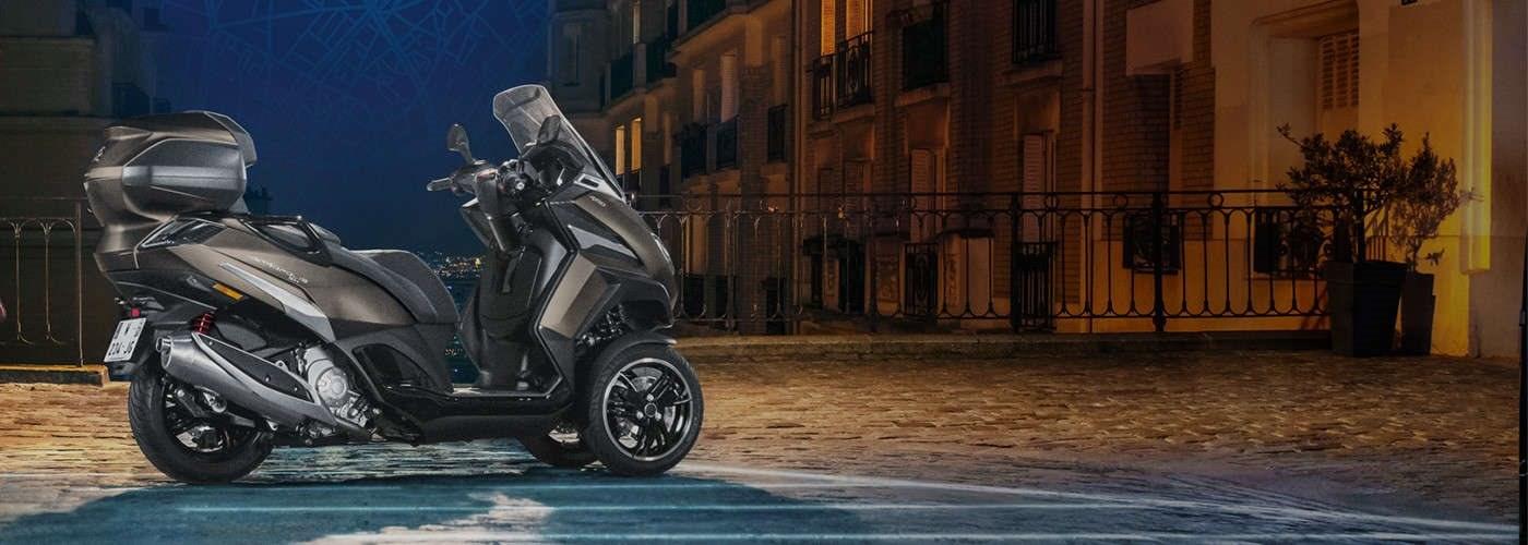 Der neue Peugeot Metropolis SW