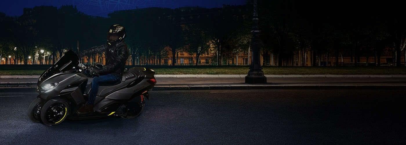 Der neue Peugeot Metropolis GT