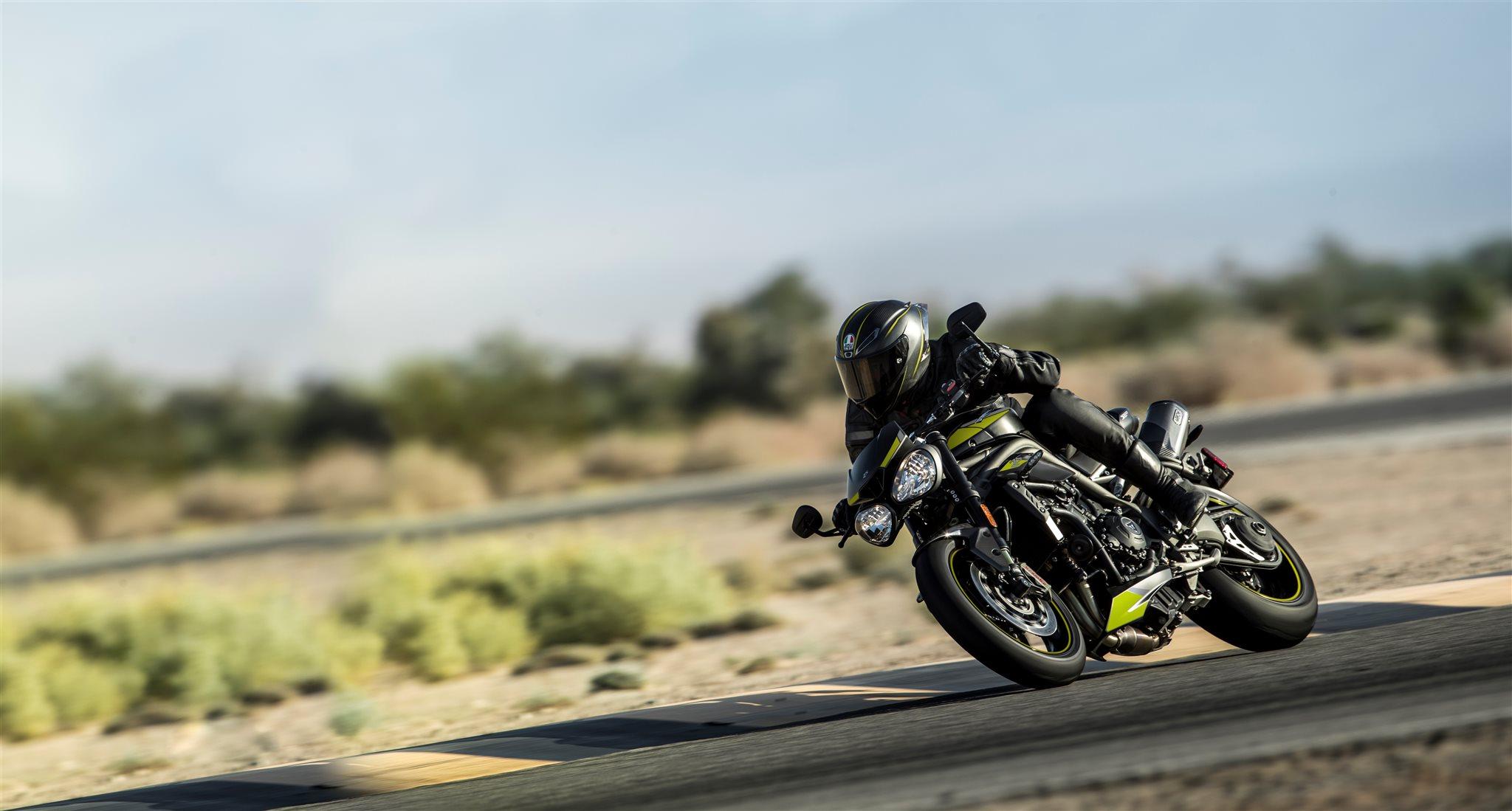 Speed Triple RS zum attraktiven Aktionspreis ab 16.300 €  sichern