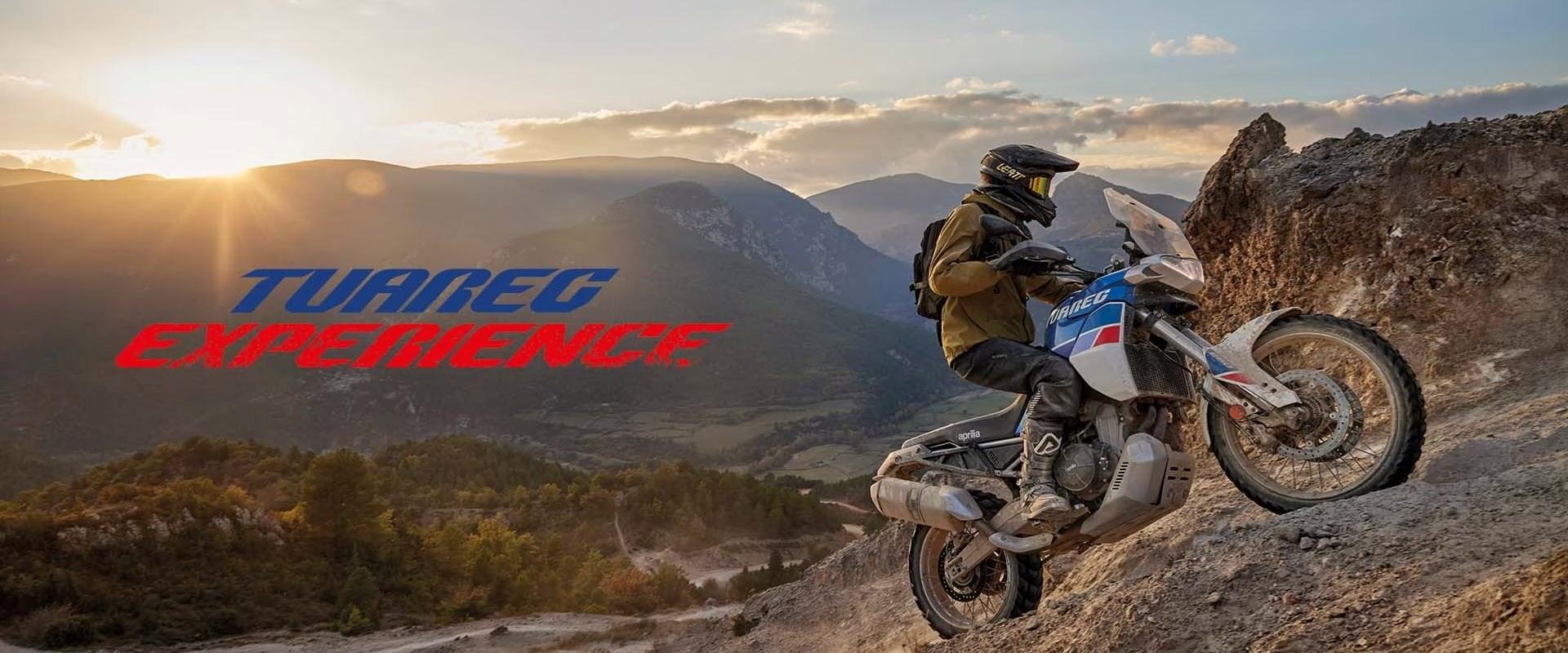 präsentiert Aprilia das aktuell modernste und fortschrittlichste Adventure-Bike-Konzept in der Klasse.