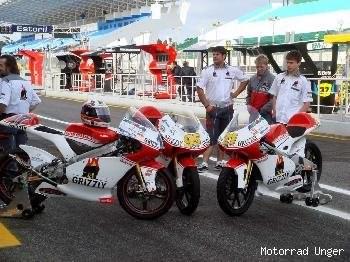 2008 GP 125 Robin Lasser #21