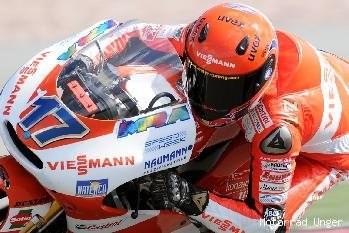 2009 GP 125 Stefan Bradl #17