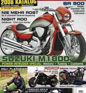 Custom Bike 2008/01