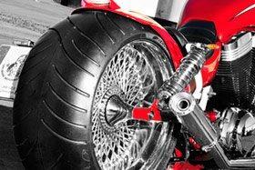 Umbauten aller Art sind unsere Spezialität.  Mit dem Hang zum Besonderen zaubern wir aus einem Motorrad ein Wunder der Technik und ein Unikum das seines gleichen sucht :-)  Einige Beispiele findet ihr hier.
