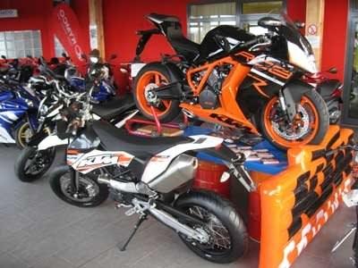 Unternehmensbilder Motorrad Huneke 2