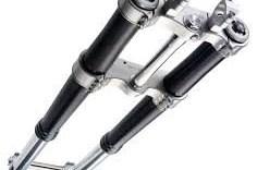 WP 48 mm Closed Cartridge Gabeln