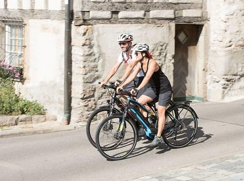 HERCULES - E-Bikes - Trekking - City - Cross 2021