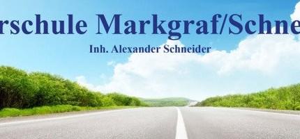 Fahrschule Markgraf Unsere Fahrschule unterrichtet seit vielen Jahren erfolgreich in Schwabmünchen. Mit viel Einfühlungs- vermögen und Geduld bereiten wir unsere Fahrschüler auf ihre theoretische und praktische Prüfung vor.Wir machen Sie mit ...